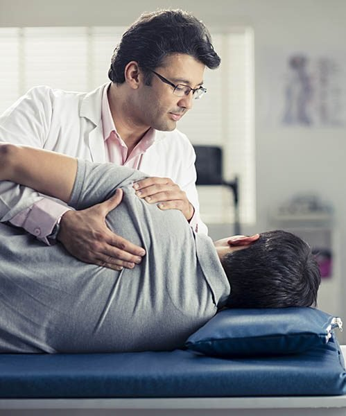 Spine care clinic in bangalore