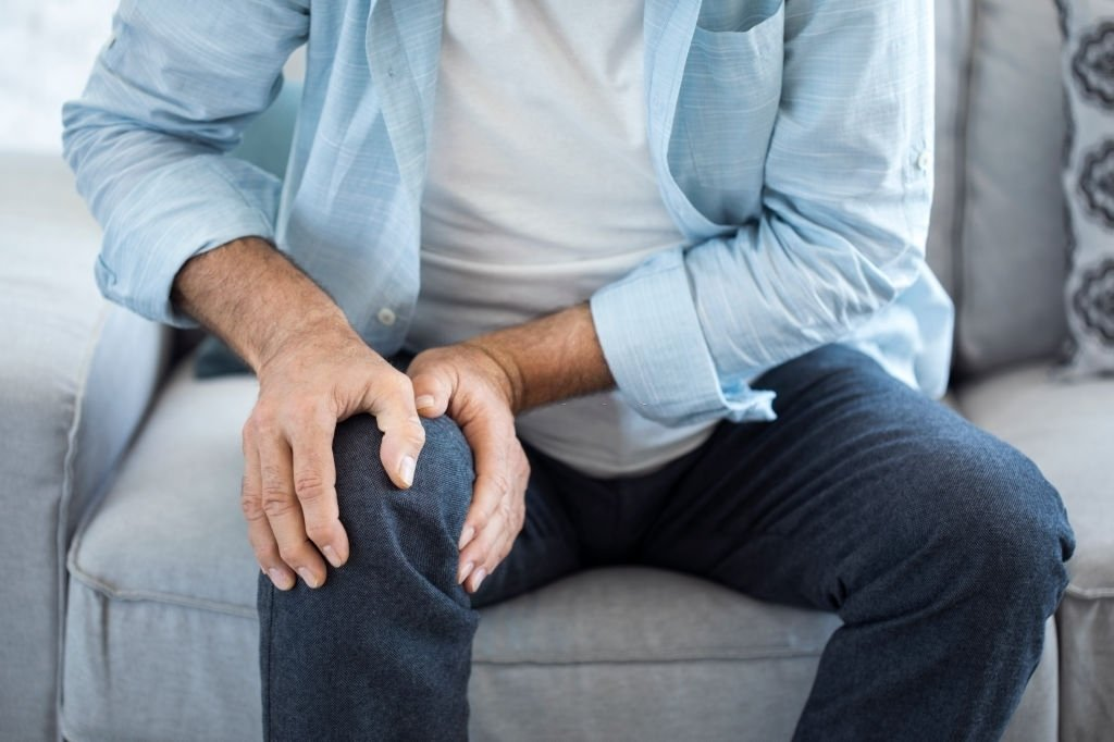 Weight gain and joint pain